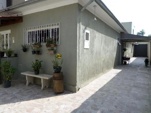 Imagem 1 de 5 de Terreno À Venda Com Casa Antiga, Jardim - Santo André/sp - 37191