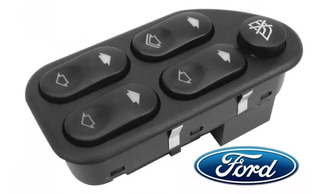 Llave Levanta Vidrios Cuadruple Ford Fiesta Ranger Ecosport 2003-2012