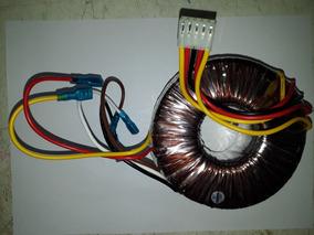 Transformador Toroidal Ideal Para Amplificador.