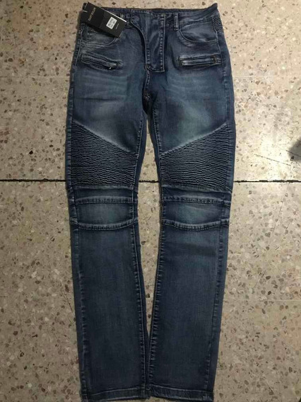 Balmain Biker Jeans Mercadolibre Com Mx