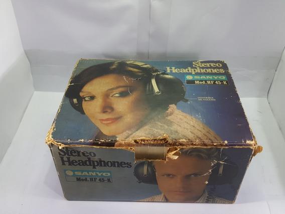 Stereo Heardphones Sanyo Mod-hf-45-k