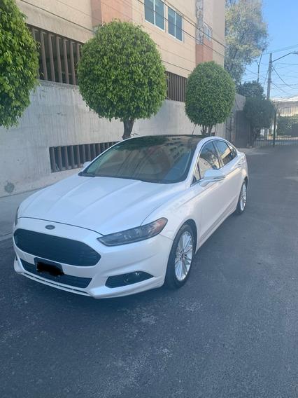 Ford Fusion 2.0 Titanium Plus L4 Qc Equipado Mt