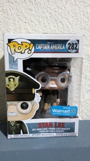 Funko Pop 282 Stan Lee (caja Dañada) Exclusivo Walmart