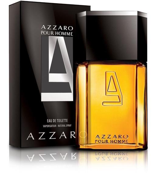 Perfume Azzaro Pour Homme 100ml Original Lacrado Promoção