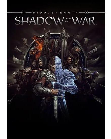 Middle-earth: Shadow Of War Codigo Steam Original