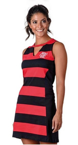 Vestido Flamengo Fact Braziline