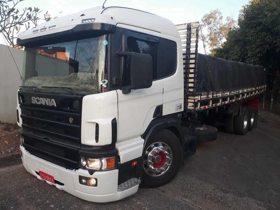 Scania P94 260 6x2 De Fábrica, Toda Original