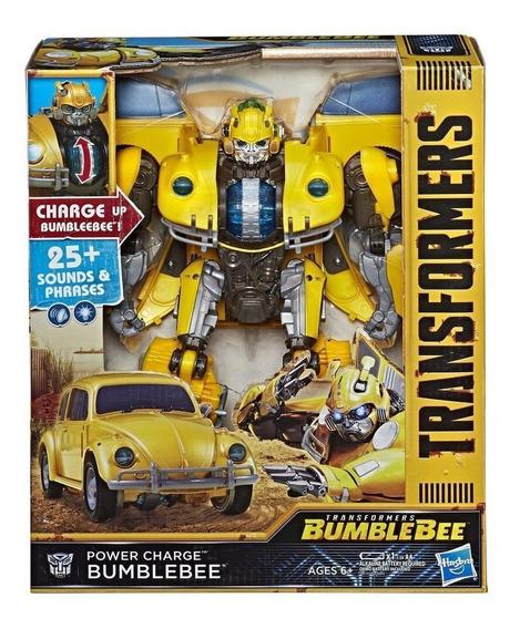 Figura De Acción De Bumblebee Energizado - Transformers