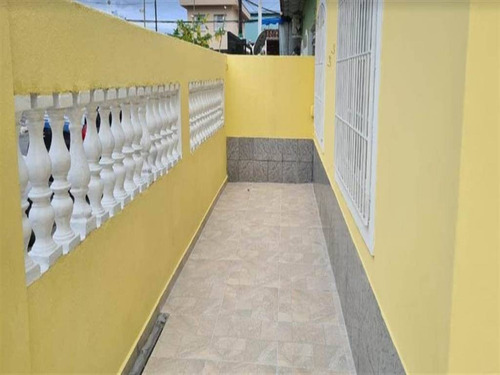 Casa Com 2 Dorms, Tupi, Praia Grande - R$ 275 Mil, Cod: 1624 - Rno1624