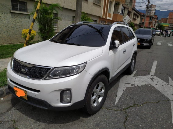 Kia Sorento Radical At Diésel Full 2015 Perfecto Estado