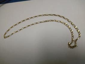 Cordão De Ouro 750 18k