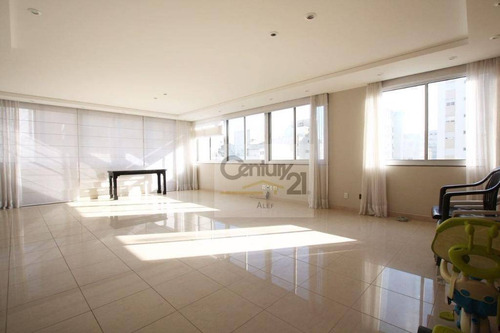 Apartamento Com 4 Dormitórios À Venda, 307 M² Por R$ 4.200.000,00 - Jardim Paulista - São Paulo/sp - Ap0713
