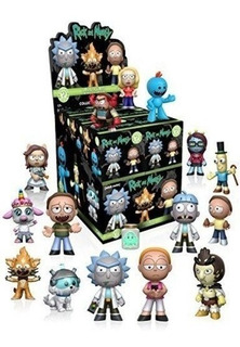 Funko Mystery Mini Rick And Morty Bling Bag Por Unidad
