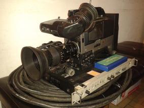 Câmera Jvc Ky-27c Profissional De Estúdio