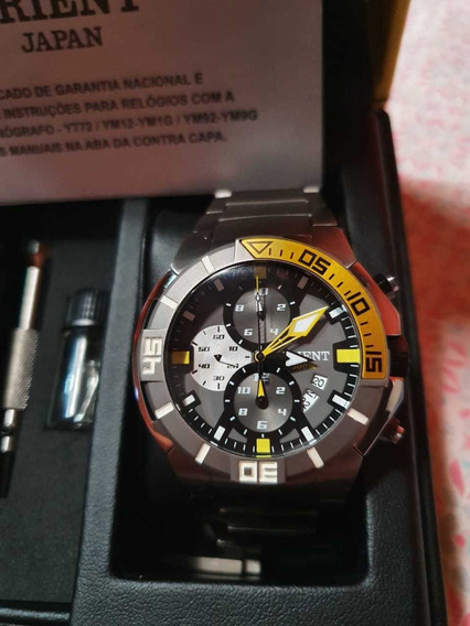 Relógio Orient Seatech Titanium