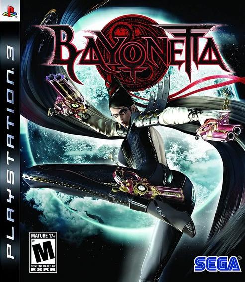 Bayonetta Ps3 Psn Digital Original Envio Imediato