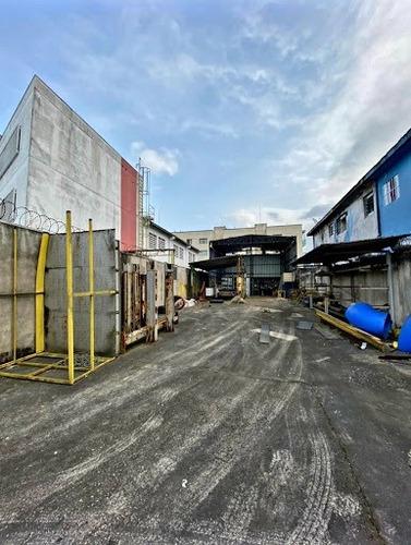 Imagem 1 de 1 de Terreno À Venda, 506 M² Por R$ 850.000,00 - Vila Couto - Cubatão/sp - Te0137