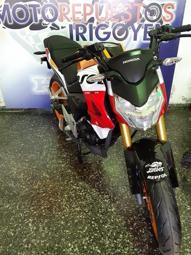 Honda Cb 190 Repsol  0km Permuto - Envio Al Inter