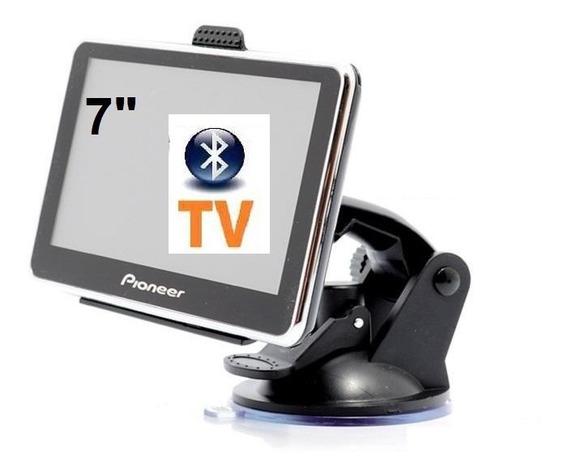 Gps Pioneer 7 Tv Dig Hd + Igo + Mapas Sudamerica Envio Grati