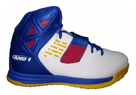 Zapatillas And1 Basket - Tempest Jrs . Mercadoenvíos