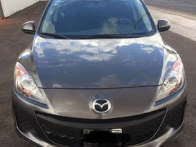 Mazda 3 2.0 I Sedan Automatico Gris Obscuro