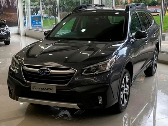 New Outback 2.4 Turbo