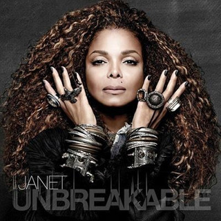 Cd Janet Jackson Unbreakable