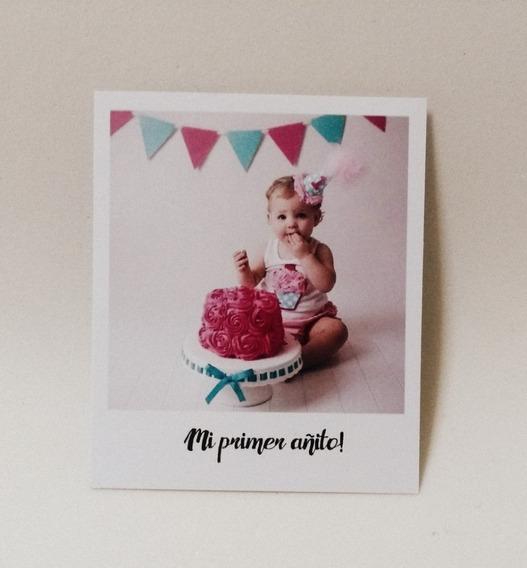 Foto Iman Polaroid Souvenirs Personalizado 9x9 X10