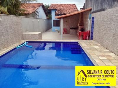 Casa Em Itaipuaçu-2 Quartos(suíte) Piscina, R$ 350 Mil - 154