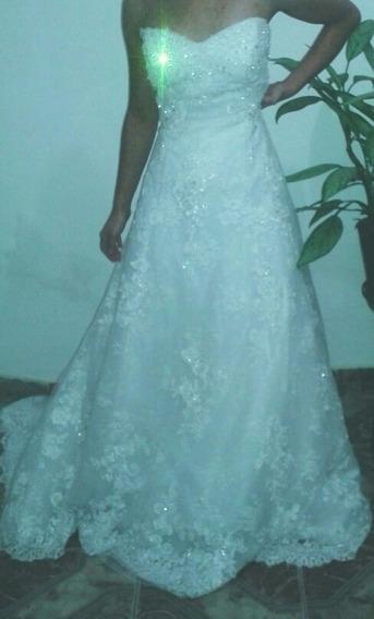 Vestido De Noiva Princesa 3d