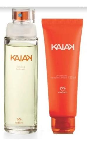 Imagen 1 de 5 de Perfume Kaiak Clasico Femenino Natura10 - mL a $242