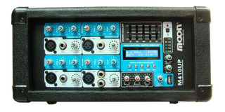 Consola Pot. Moon 410up 4canales Bluetooth-usb
