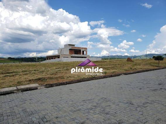 Terreno À Venda, 540 M² Por R$ 195.000 - Piedade - Caçapava/sp - Te1025
