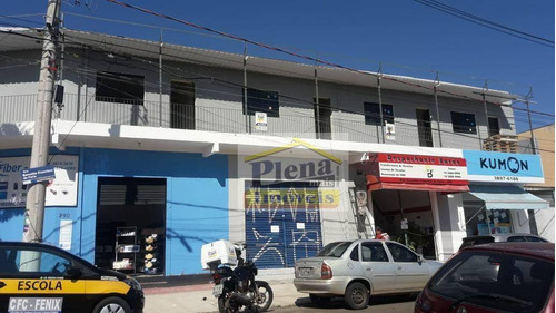 Sala Para Alugar, 50 M² Por R$ 850,00/mês - Loteamento Remanso Campineiro - Hortolândia/sp - Sa0255