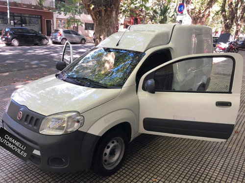 Fiat Nuevo Fiorino Evo Pack Top C/gnc 2017