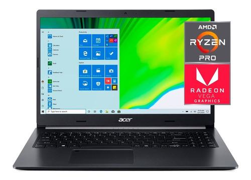 Imagen 1 de 10 de Notebook Ssd Ryzen Computadora Portatil 15.6 Pulgadas Laptop