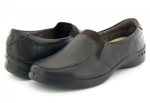 Zapato Confortflexi 48302 Chocolate 22.0 - 27.0 Damas