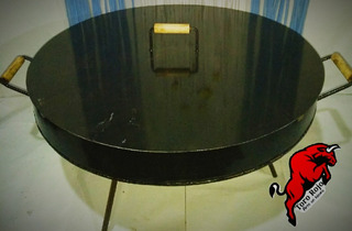Disco Gigante 60 Cm!! Con Tapa!!! Oferta!! Envios Gratis