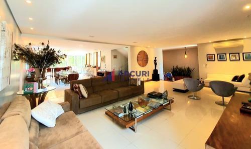 Casa 4 Quartos Belvedere (bh) Venda - 9833