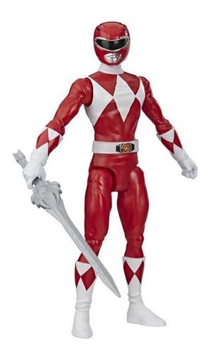 Boneco Power Rangers 30 Cm Mighty Morphin Red Ranger - Hasbr