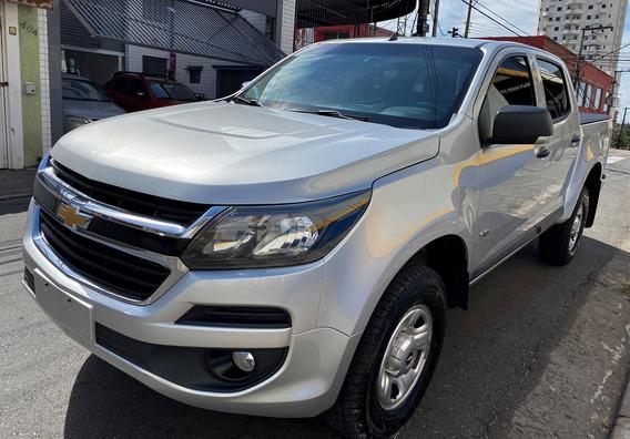 S10 2018 Ls Prata Diesel Unico Dono Nova Winikar!!!