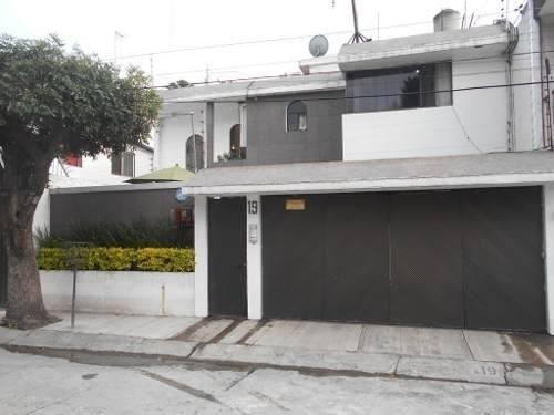 Casa En Venta En Los Pastores, Naucalpan Rcv-3861