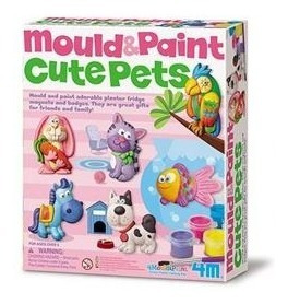 Mould And Paintcute Pets 1/6/36