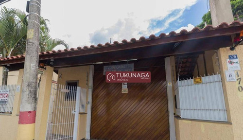 Sobrado À Venda, 98 M² Por R$ 510.000,00 - Jardim Cocaia - Guarulhos/sp - So0829