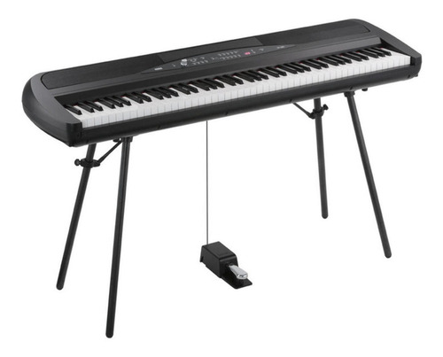Piano Digital Korg Sp-280 Bk