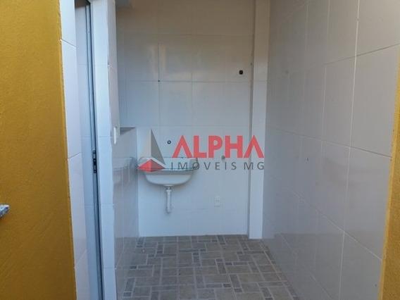 Apartamento De Área Privativa De 03 Quartos No Bairro Alvorada Em Contagem - 7354