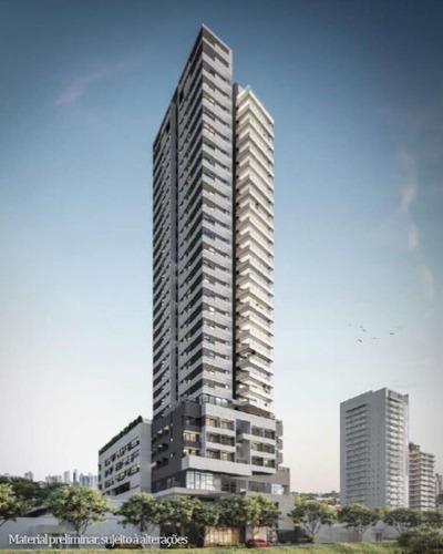 Imagem 1 de 20 de Apartamento À Venda No Bairro Vila Madalena - São Paulo/sp - O-18525-30921