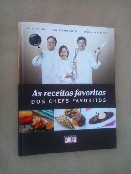 As Receitas Favoritas Dos Chefs Favoritos: Erick Jacquin