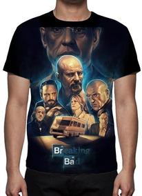 Camisa, Camiseta Série Breaking Bad Mod 05 - Promoção