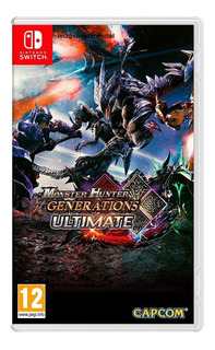 Monster Hunter Generations Ultimate / Nintendo Switch